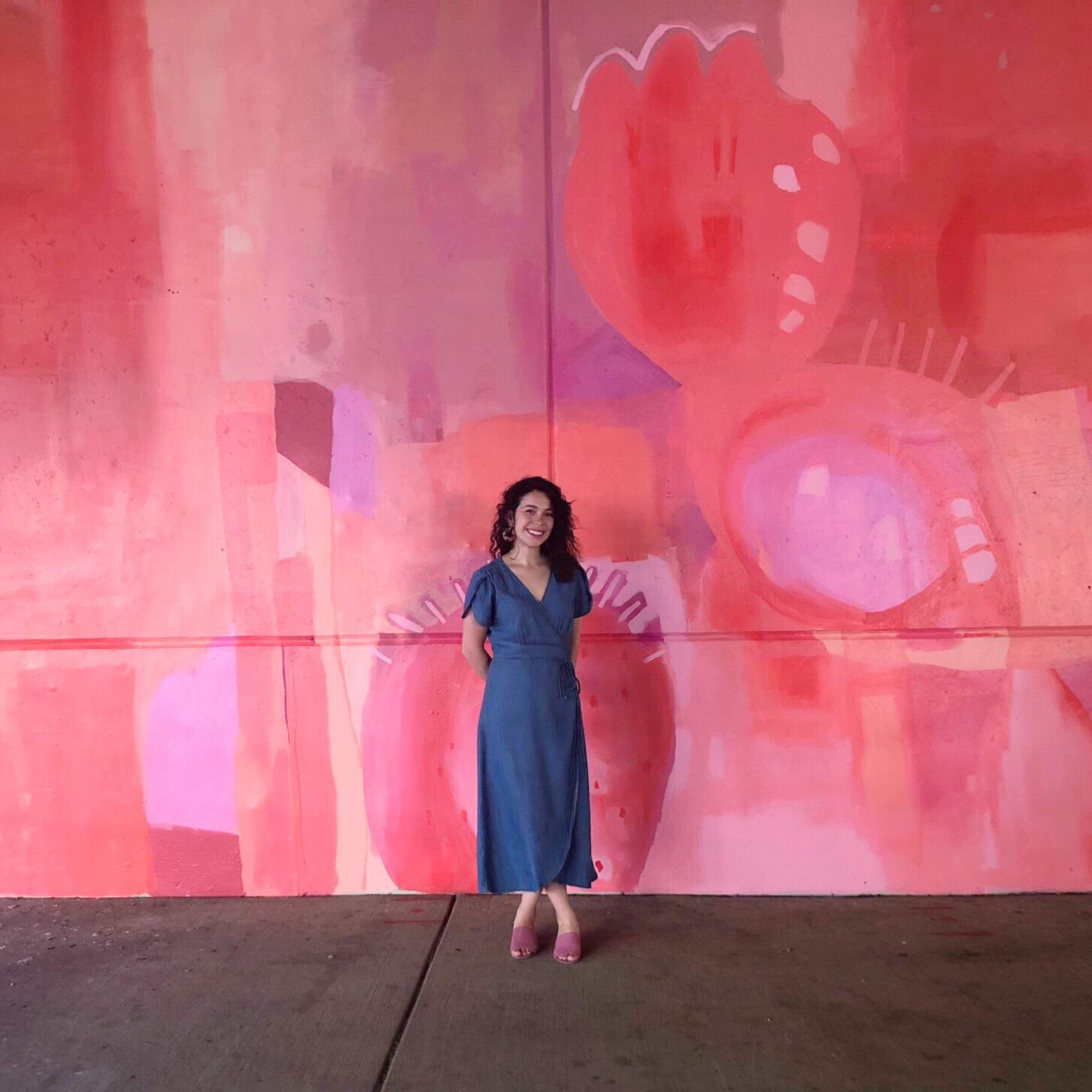 2019 ARTpath artist Mia Serafini