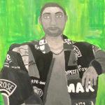 Alexis D. - Selfcare, Acrylic Paint