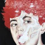"""""""Blowing Smoke"""" By Arabella B., SJV Winner"""