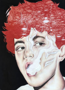 """Blowing Smoke"" By Arabella B., SJV Winner"