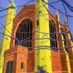 Corinne N. - This Actually Isn't a Church, Gauche