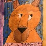 Raelynn B. Gr. 1 - Skilre, Pencil, Marker, Watercolor, Crayon