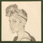 Jessica E. Gr. 10 - Natural Beauty, Graphite