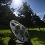 Steel Sculpture by artist Michael