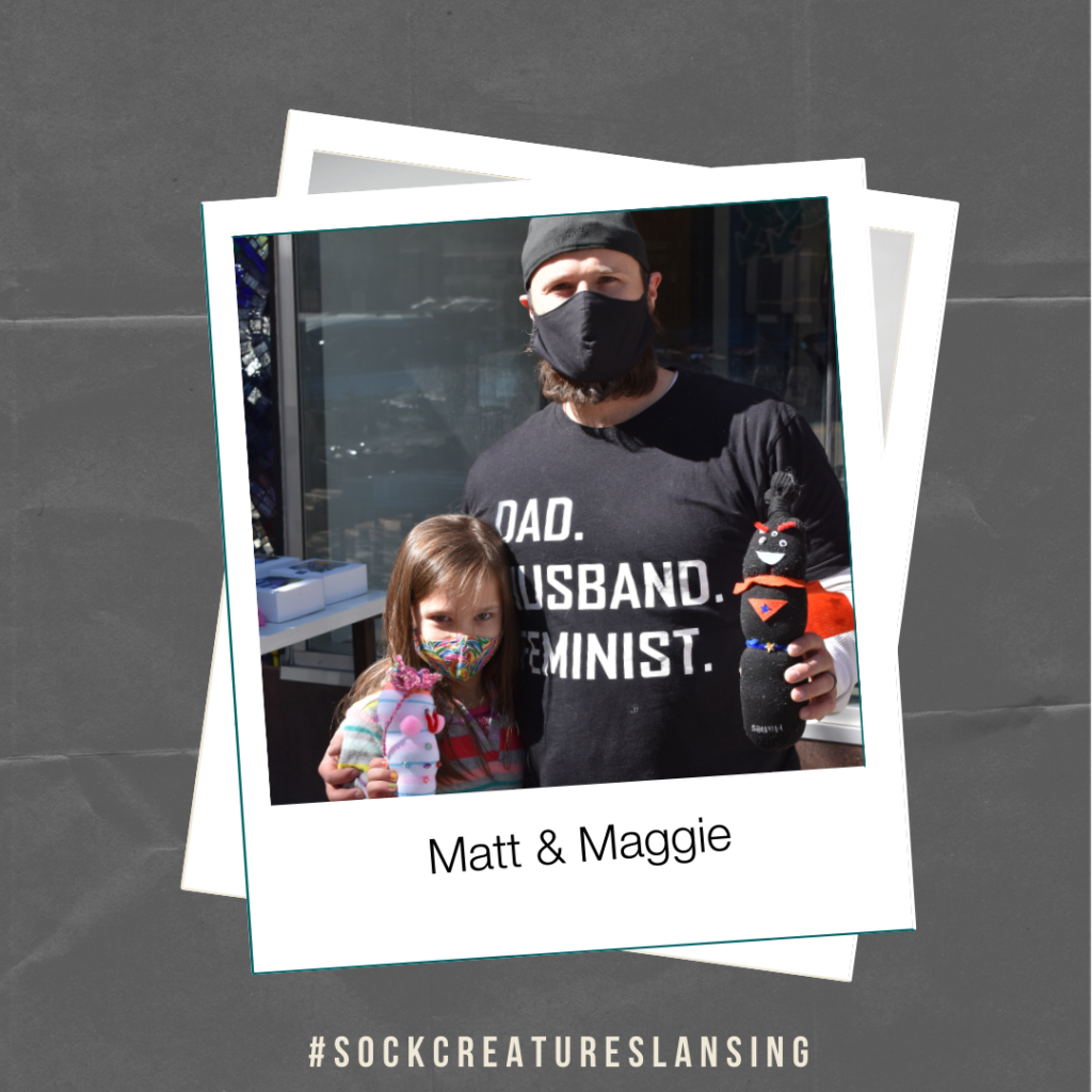 """Matt & Maggie"""