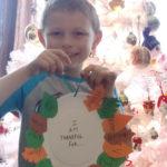 Preston Havens Art Ability Thankful Wreath