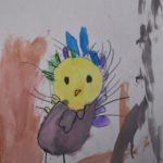 Dashiell B. Gr. K - Hello Little Bird