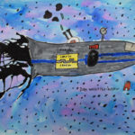 Sam G. Gr. 5 - Spaceship