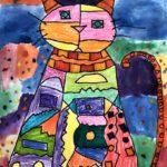 Hannah L. Gr. 2 - Cat