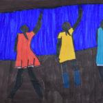 Rozilyn W.S. Gr. 4 - African American History Jacobe Lawrence Art Style